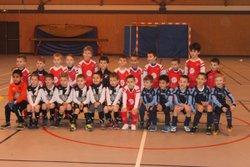 Tournoi futsal U6-U7 (03/02/18) - FC 3 CHÂTEAUX