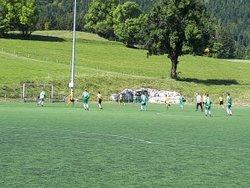 Match u15 contre sassenage. GAGNE 4 a 0 pour les verts - Football Club Quatre Montagnes