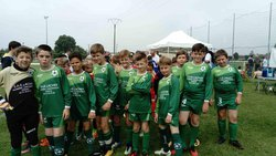 10 juin 2018 - U11 au tournoi d Argences - DOZULÉ FOOTBALL CLUB