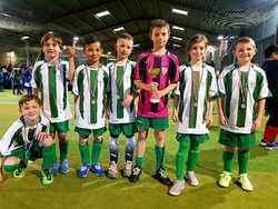 Tournoi U9 à Footgoal 08/04/18 - Football Club d'Ambès