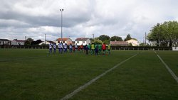 FCA 1 - SJ Artigues 1 13/05/18 - Football Club d'Ambès