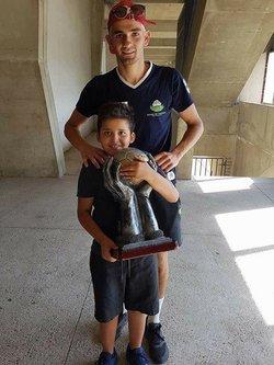 Fête du foot Maurice VINAS au parc des Sports - FC Avignon Ouest