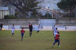 SENIORS R1: FCBP 1-2 Carcassonne - FC BAGNOLS PONT