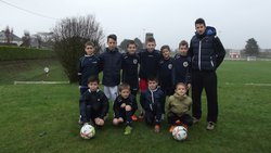 Galerie du 17/12/2014 - FOOTBALL CLUB BAIE MONT SAINT MICHEL