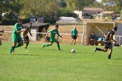 LABASTIDE DE LEVIS - TREBAS :  16 septembre 2018 - FC Labastide de Lévis