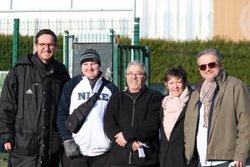 Longueuil Annel FCB Coupe de L'Oise du 14/01/2017 - FC BETHISY