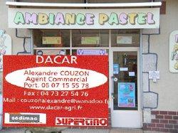 Ambiance Pastel & Couzon Dacar