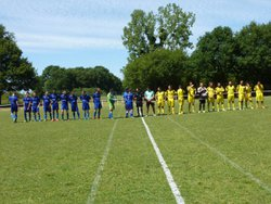 2nd tour Coupe de France; FCB - FC ESPERANTO - FOOTBALL CLUB DE BOISSY SOUS SAINT-YON