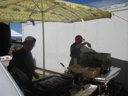 barbecue fin de saison - Football Club de Bray et Lû