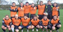 2009/2010 EQUIPE - BRETTEVILLE EN SAIRE FC