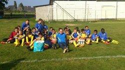 Plateau U13 à Ymare 13 Septembre 2014 - Football Club de Bonsecours Saint Leger