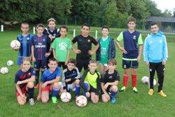 U 12,13.     U 8,9.      U 10,11. - Football-Club du Canton de Mirambeau