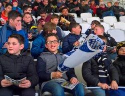 Match Bordeaux-Nice le 25-02-18 // Sortie école de foot - Football Club Casteljaloux