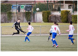 FCCB U15 - MOS 3 Rivières - Football Club Crolles Bernin site officiel