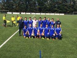 LES U19 EN FINALE DE COUPE !!
