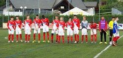 FCCG U17 (0) vs (5) Annecy le vieux le 17 09 2016 - Football Club Cessy Gex