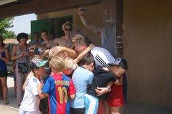 Journée U9 de fin de saison - Football Club Chabeuil
