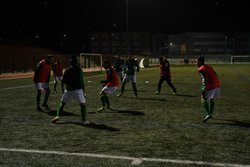MATCH AMICAL SENIORS B - TRIANGLE D' OR MERCREDI 7 FEVRIER  : 4 BUTS POUR CHAQUE EQUIPE - Football Club de champagnole