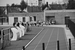 DIMANCHE 4 FEVRIER : VICTOIRE DU FCC  PAR UN TEMPS GLACIAL !!! - Football Club de champagnole