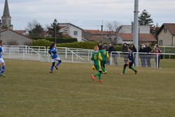 Plateau U11A du 11 février à Mont Pilat - Football Club du Châtelet