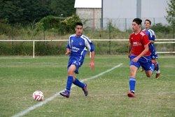 U17 match contre annonay - Football Club de Châtelet