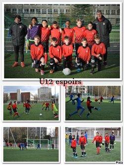 U12 ESPOIRS - SAISON 2017-2018 - FC CHAVILLE