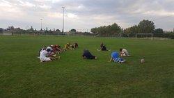 Reprise de l'entrainement pour les séniors - FOOTBALL CLUB CHEVAL BLANC