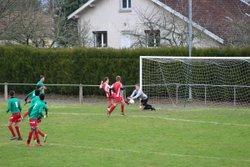 FCCO-ROC-SCS / LE PALAIS 17-02-2017 - Football club du Canton d'oradour sur Vayres