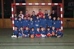Remise d'équipement U6-U9 offert par A2i, 14 mars 2017 - Football club du Canton d'oradour sur Vayres