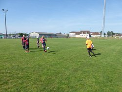 Tournoi U11 à Rochechouart du 27-05-17 - Football club du Canton d'oradour sur Vayres