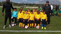 Equipes Saison 2016/2017 - FOOTBALL CLUB COUDRAYSIEN