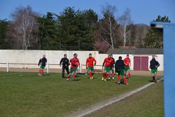 Championnat Seniors 2 /Landemont-Laurentais 3. - FOOTBALL CLUB CHAUDRON SAINT QUENTIN