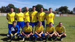 1er tour coupe de France - F.C. Curtafond Confrançon St Martin St Didier