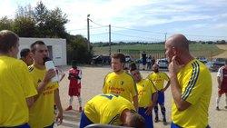 1er tour de la Coupe de l'Ain - F.C. Curtafond Confrançon St Martin St Didier