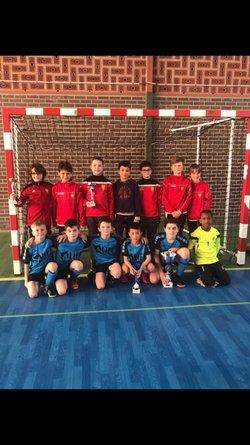 Les U11 6eme + Fair-Play - F.C.D. Malo