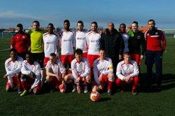 SENIORS A CONTRE GRAVELINES - FOOTBALL CLUB DE ROSENDAEL