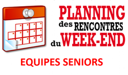 Planning Seniors C et D , Dimanche 23/09/2018 - FOOTBALL CLUB DE ROSENDAEL