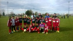 U 11 CONTRE LEFFRINCKOUCKE - FOOTBALL CLUB DE ROSENDAEL