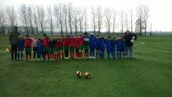 VICTOIRE DES U11 CONTRE DK SUD 16 - 1 - FOOTBALL CLUB DE ROSENDAEL