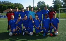 U18 A contre Steenvoorde