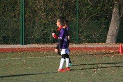 PLATEAU U8/U9 A GREASQUE (21/11/15) - FOOTBALL CLUB FUVEAU PROVENCE