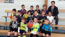 Journée Foot en salle du 19 Avril pour les jeunes du FCLJLM. - Football Club Saint Lambert-Saint Jean-Saint Léger-Saint Martin