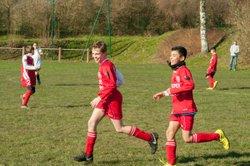 U13 B. Villers Pol - MARPENT  : 4-5. - Football Club de Marpent
