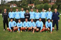 21/09/2014 - Seniors A - ASC Montbéliard - Football Club Montfaucon Morre Gennes La Vèze