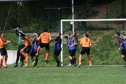 19-04-2015 - Seniors B - Planoise - Football Club Montfaucon Morre Gennes La Vèze