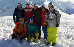 22 au 24/01/2016 - Les PILI PILI (FCMMGV) font du ski - FC Montfaucon Morre Gennes La Vèze
