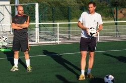2016-07-27 - Reprise entraînements seniors - FC Montfaucon Morre Gennes La Vèze