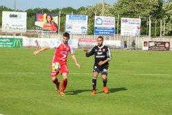 FCMB -ANDREZIEUX EN PHOTOS - FC Montceau Bourgogne