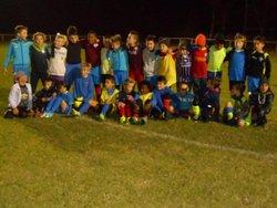 Groupe U10 / U11 - FOOTBALL CLUB DE L'AUTAN
