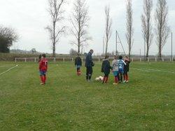 U11 / U10 (A) le 13/01/18 - FOOTBALL CLUB DE L'AUTAN
